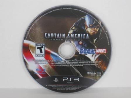 Captain America: Super Soldier - PS3 Game